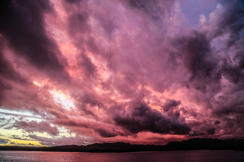 cruise sunset coast new caledonia